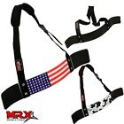 MRX Weight Lifting Arm Blaster Bicep Isolator Gym Body Building Support Strap