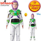 CK1454 Disney Toy Story 4 Classic Buzz Lightyear Child Boys Book Week Costume