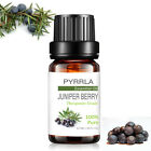 Aromatherapy Essential Oils 100% Natural Pure Essential Oil Fragrances 10ml US