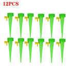 Plant Water Funnel Flower Drip Spikes Automatically Watering ( 12 Pcs )