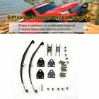 1/10 Leaf Springs Set Highlift Chassis For 1/10 F350 D90 Rc Crawler Car Parts Au