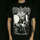 GRAVELAND Following The Voice Of Blood T-SHIRT Absurd Falkenbach Kroda Behemoth