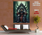 V3420 Shredder Oroku Saki Teenage Mutant Ninja Turtles Wall Poster Print