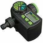 Draper 36750 Electronic Ball Valve Water Timer - Black  Assorted Styles