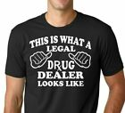 Legal Drug Dealer Funny T shirt Pharmacist Graduation Gift Pharmacist Gifts