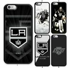 NHL Los Angeles Kings Rubber Case Cover For Apple iPhone iPod / Samsung Galaxy $9.86 USD on eBay