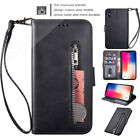 For Samsung Galaxy M20 M30 A50 A70 Case Cover Flip Wallet Leather Magntic Luxury