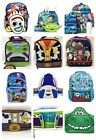 Toy Story 4 Backpack Or 5PC Set Or Lunch Bag Forky Woody Buzz Lightyear Disney