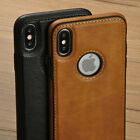 Genuine PU Leather Phone Case Cover For iPhone 11 Pro MAX XR XS X 8 7 Plus 6Plus
