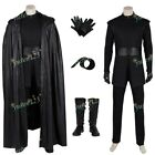 Star Wars Vol.9 The Rise of Skywalker Kylo Ren Suit Shoe Cosplay Halloween Dress $242.52 USD on eBay