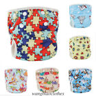 Kyпить Reusable Baby Infant Nappy Cotton Cloth Diapers Soft Covers Washable Adjustable на еВаy.соm