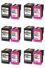 Kyпить Ink Cartridge Black & Color For HP  61XL 62XL 63XL 64XL  65XL New Chip на еВаy.соm