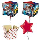 """Buy """"Transformers Optimus Prime Party Supplies Tableware, Decorations, Balloons, Bags"""" on EBAY"""