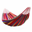 DA45 3 Colors Hammock Swing Outdoor Leisure Tent Hike Hanging Bed Picnic