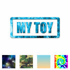 Home Decoration Games 2012 My Toy - Vinyl Decal Sticker - Multiple Patterns & Sizes - Ebn2719 Cheap Home Decor Online Stores