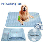 Pet Cooling Mat Non-Toxic Cool Pad Pet Bed For Summer Dog Cat Puppy S/M/L/XL