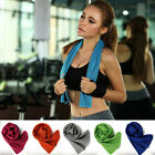 Cloth Microfiber Fitness Accessories Ice Towels Sports Towel Gym Washcloth image