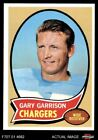 1970 Topps #23 Gary Garrison Chargers NM $3.75 USD on eBay