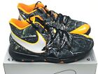 Nike Kyrie 5 Taco GS Youth Size 7Y Realtree Camo Basketball Sneakers AQ2456 902