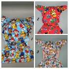 Kyпить Cloth diaper SassyCloth OS pocket cloth diaper with cartoon pups cotton print. на еВаy.соm