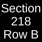 4 Tickets New York Islanders @ Arizona Coyotes 2 17 20 Glendale,  AZ