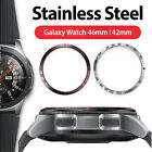 For Samsung Galaxy Gear S3 Frontier & Classic Stainless Steel Bezel Ring Cover image