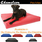 Dog Mat mattress Bed Kennel run cage house Waterproof 840D OXFORD leather look