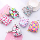 Cute School Bag Shape Coin Purse Card Keys Holder Women Pouch Mini Wallet Well image