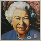 Queen Elizabeth Limited Edition A4 A3 A2 PRINT of Original Oil Painting