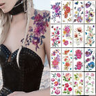 Kyпить Waterproof Arm Leg Temporary Tattoo Stickers Fake Flower Tattoo For Women на еВаy.соm