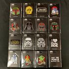 Star Wars Patch New Iron On Loungefly Iron-On Patch Vader, Yoda, Trooper, C-3PO $4.99 USD on eBay