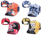 New Era NFL Teams Marbled Team Tie Dye Adjustable 9TWENTY Sideline Hat Cap $16.99 USD on eBay