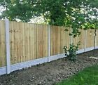STF Wooden Fence Panels / Feather Edge / Close Board / Vertilap