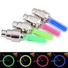 Внешний вид - 4 Pcs Valve Stem LED CAP for Bike Bicycle Car Motorcycle Wheel Tire Light lamp