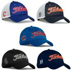 NEW Titleist 2017 MLB Golf Hat Cap Adjustable Snapback OSFM - Choose Favorite