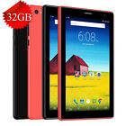 """XGODY X701 Android Tablet PC 7"""" Inch Unlocked 32GB 4Core Dual Cam 1024x600 3G HD"""