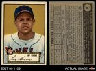 1952 Topps #55 Ray Boone Indians VG