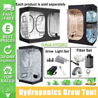 Grow Tent Kit 600w hps light kit, Extraction kit  Green Room Plant Box Indoor