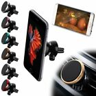 Universal Magnetic Car Air Vent Mount Holder 360 Degree Rotate For Mobile Phones