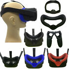 Sweat-proof Eye Mask Cover  Controller Handle Case for Oculus Quest VR Glasses