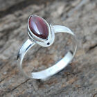Solid 925 Sterling Silver Multi Gemstone Ring Jewelry Variation Sizes SR-45