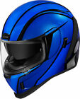 Icon Airform CONFLUX Full-Face Helmet (Blue) Choose Size