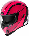 Icon Airform CONFLUX Full-Face Helmet (Pink) Choose Size