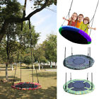 """Tree Swing Giant 40"""" Saucer Swing,Round Platform Swing, Easy to Install"""