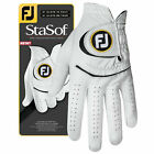 Footjoy StaSof Golf Glove - Left hand glove for Right hand golfer all sizes