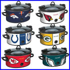 NFL 6-quart Novelty Crock Pot, Choose Team Name $46.95 USD on eBay