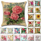 Flower Sunflower Tree Decorative Throw Pillow Case Cushion Cover Sofa Bed Decor