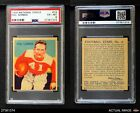 1935 National Chicle #14 Phil Sarboe PSA 6 - EX/MTFootball Cards - 215