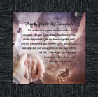 **NEW** Thank You to My Caregiver, Inspirational Picture Frame, 10x10 8671