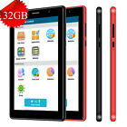 """XGODY 7"""" Inch Android 32GB GPS Dual Cam IPS 4-Core WiFi 3G Kids study Tablet PC"""
